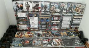 Promoção de jogos para PS3 a partir de 5,00