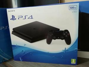 Ps4 slim 500gb (*novo na caixa lacrado) aceito seu console