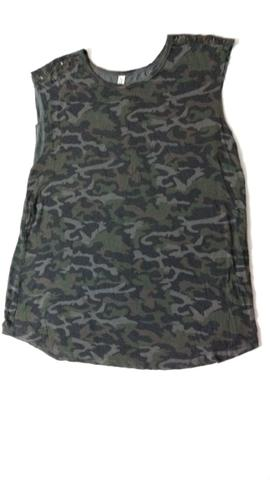Regata militar feminina com tachas P