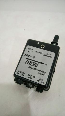 Amplificador de Fone MH2 Tron