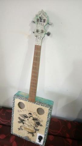 Banjo artesanal