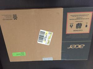 Notebook Acer Aspire One Cloudbook 14 - NOVO
