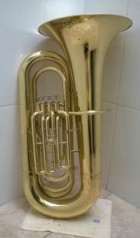 Tuba J981 Weril Laqueada - Seminova - Aceito trocass -