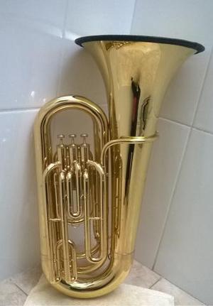 Tuba Weril J370 Sib  - Modelo nova -Pouco uso - Parcelo