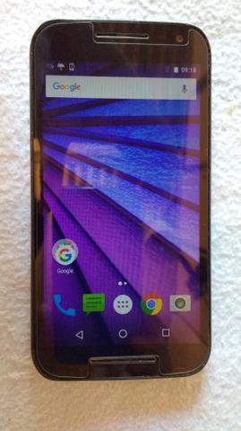 VT Motorola Moto G3 16GB Dual Chip 4G XT Preto