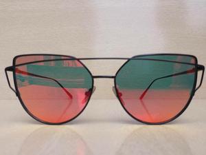 Óculos de sol feminino Cat Eyes