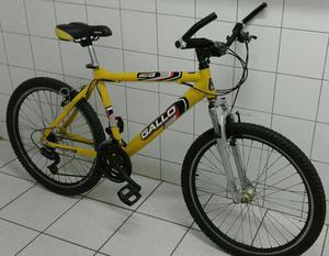 Bicicleta Gallo aro 26 em ótimo estado bike top