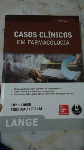 Casos clínicos em Farmacologia - Lange
