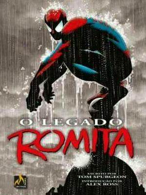 HQ Legado Romita (Homem Aranha)