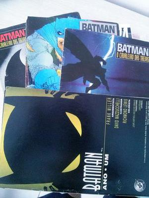 HQs raras do Batman quadrinhos raros