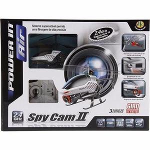 Helicoptero spy cam 2 filma