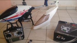 Helicóptero Nexus 30 a combustão