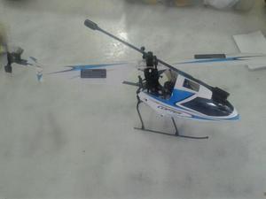 Helicóptero WLTOYS vch completo!