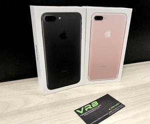 IPhone 7 Plus 32gb novos