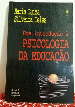 Livro - Introdução a psicologia da educação