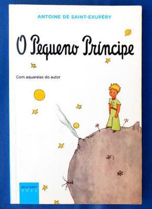 Livro O Pequeno Príncipe em perfeitas condições