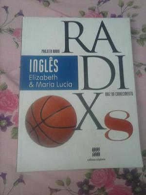 Livro de Ingles Projeto Radix 8 ano fundamental