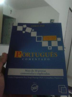 Livro português para concursos