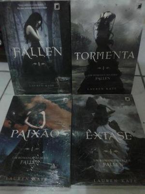 Livros - Coleção Fallen