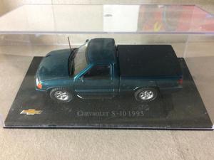 Miniatura caminhonete S10
