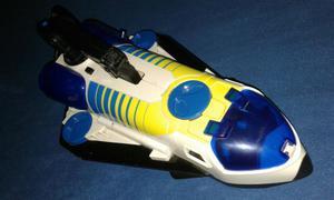 Nave Espacial Fisher Price Mattel com Efeito Sonoro e Luz