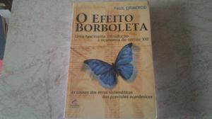 O Efeito Borboleta - Paul Ormerod