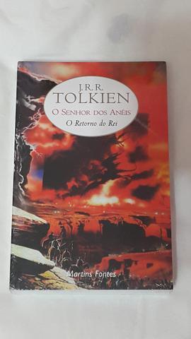 O Senhor dos Anéis:O Retorno do Rei (livro)