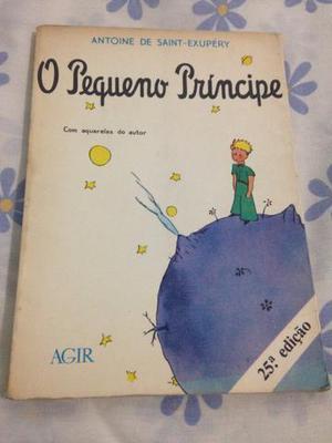 O pequeno principe livro  leia tudo usado barato