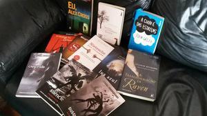 Todos os 11 livros por 50 reais