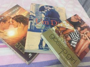 Vendo 3 livros em perfeitas condições