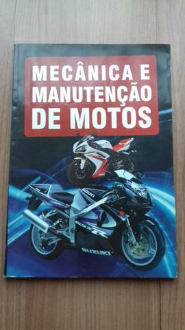 Vendo Apostila de mecânica e manutenção de motos