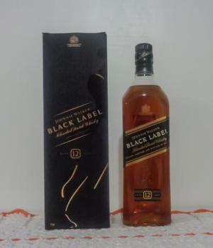 Whisky Black Label 12 anos