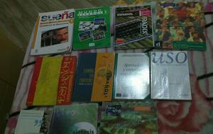 9 Livros de Espanhol
