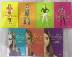 Coleção Pretty Little Liars - 7 livros