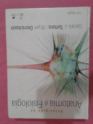 Livro Anatomia e Fisiologia - Tortora - 14a edição