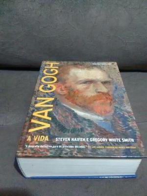 Livro biografia Vang Gogh Novo