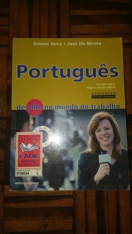 Português: de olho no mundo do trabalho