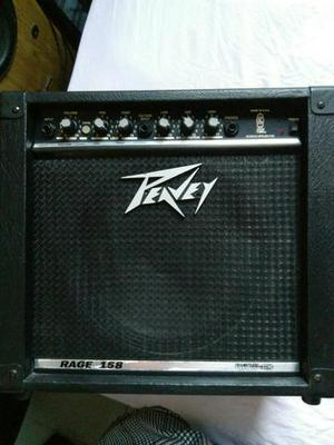 Amplificador Guitarra peavey Rage 158Transtube original