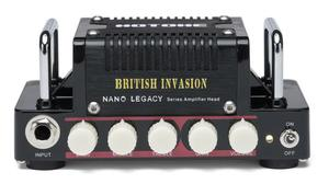 Amplificador Hotone British Invasion 5 Watts - Ap