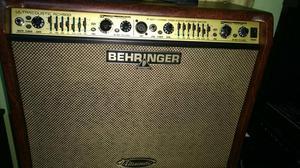 Amplificador de violão Behringer ultracoustic Acx 900