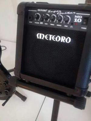 Caixa amplificador de guitarra meteoro MG10