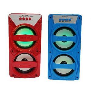 Caixa de Som Xtrad Portátil Bluetooth, Rádio FM Audio
