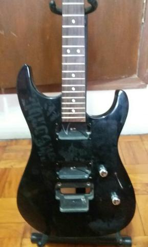 Corpo e braço de Guitarra Jackson com Floyd Rose