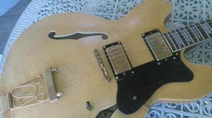 Guitarra Semi Acústica Antiga modelo 335 Tipo Gibson