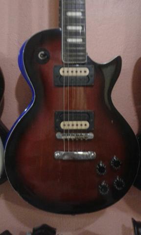 Guitarra golden les paul rara ano 90