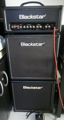 Mini Stack Valvulado Blackstar HT-5