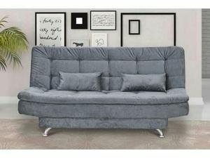 Sofa cama de casal salome novos com garantia ligue e peça o