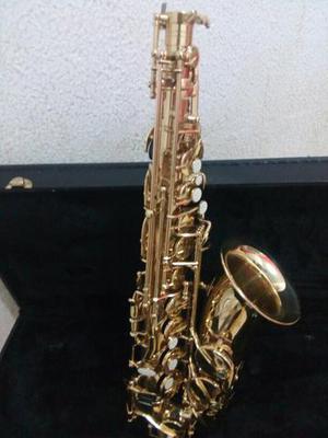 Um lindo sax alto EAGLE, todo funcionando,som magestroso