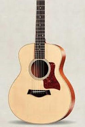 Violão Taylor GS Mini-E walnut nota musical nova iguaçu