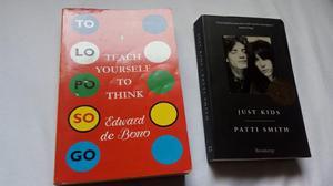 2 livros em Inglês Promoção